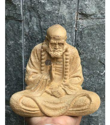 Tượng Bồ Đề Đạt Ma Ngồi Thiền