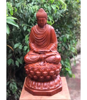 Phật Bổn Sư - Thích Ca Mâu Ni Sơn Màu