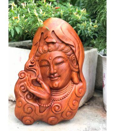 Diện Phật Mẹ Quán Âm Bồ Tát