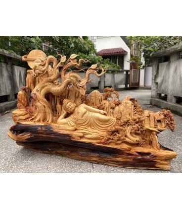Tượng Nghệ Thuật Đức Phật Bồ Đề