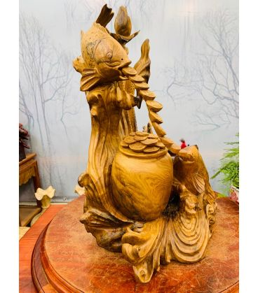 Song Ngư - Cá Chép Tài Lộc