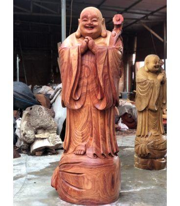 Tượng Di Lặc Chúc Phúc Cao 180cm