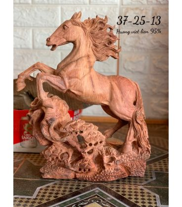Tượng Ngựa Gỗ - Nhất Mã phi Thiên