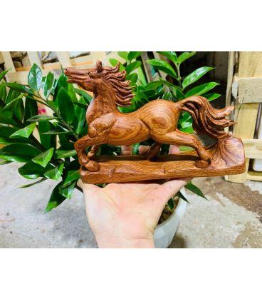 Tượng Linh Vật Con Ngựa Để Bàn